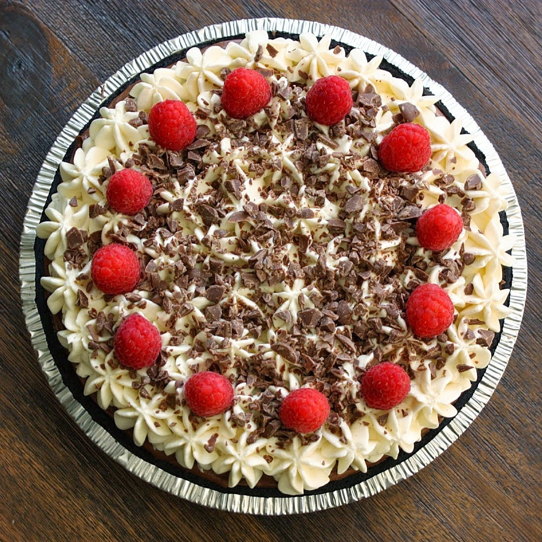 No Egg Desserts  Art of Dessert OMG Chocolate Cream Pie No Bake & Egg Free