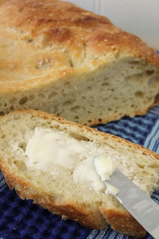 No Knead Bread Recipe  Fast No Knead Bread Recipe
