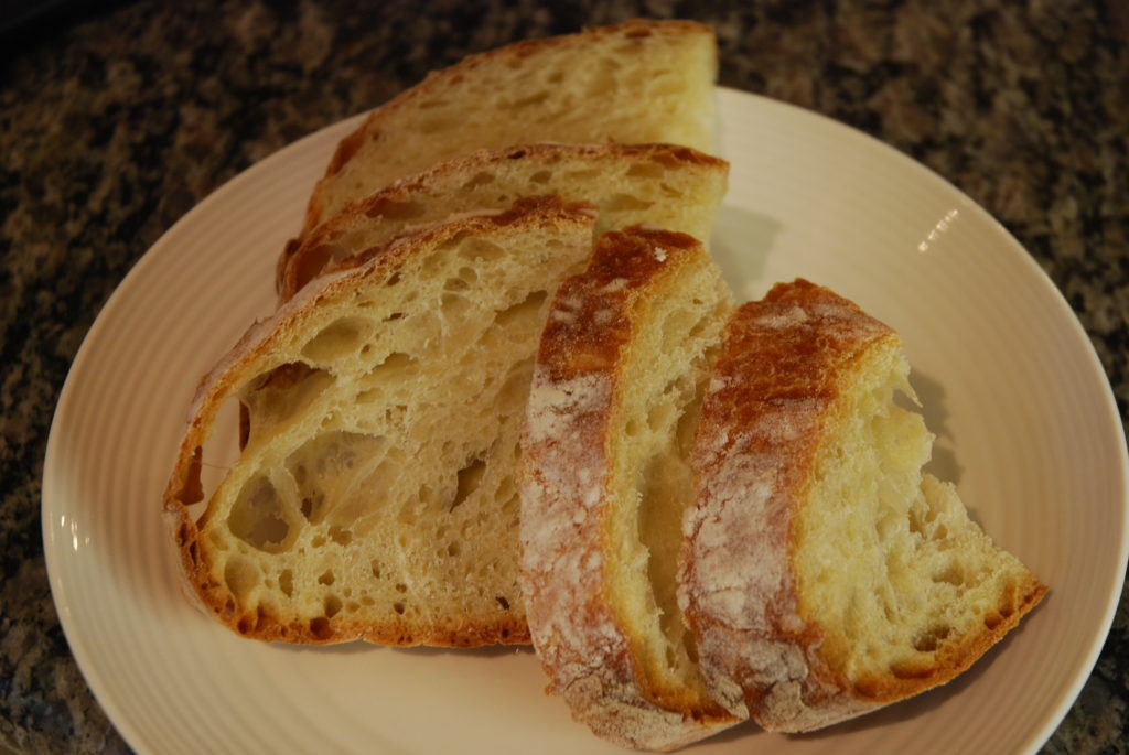 No Knead Bread Recipe  How to Easy Homemade Bread How to Eat