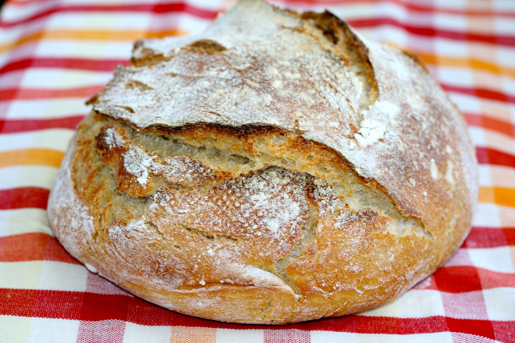 No Knead Sourdough Bread  No Knead Sourdough Bread Cheeseslave