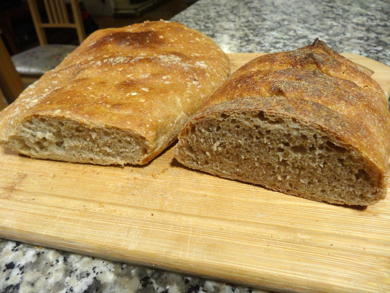 No Knead Sourdough Bread  Whole Wheat No knead Sourdough Bread