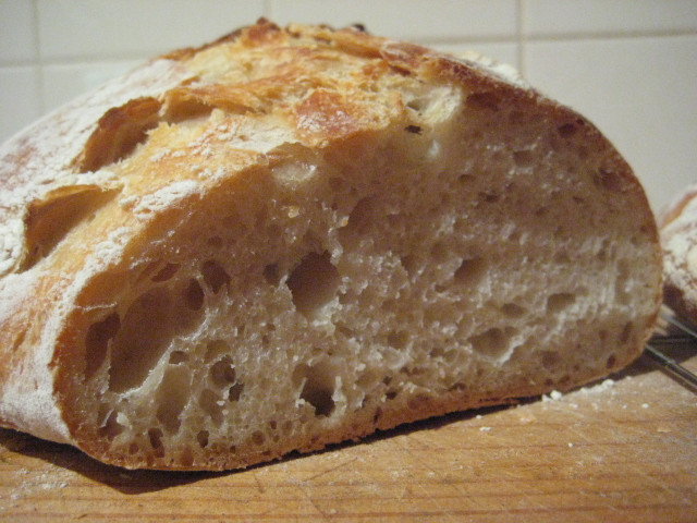 No Knead Sourdough Bread  Sourdough No Knead Bread in Five Minutes a Day