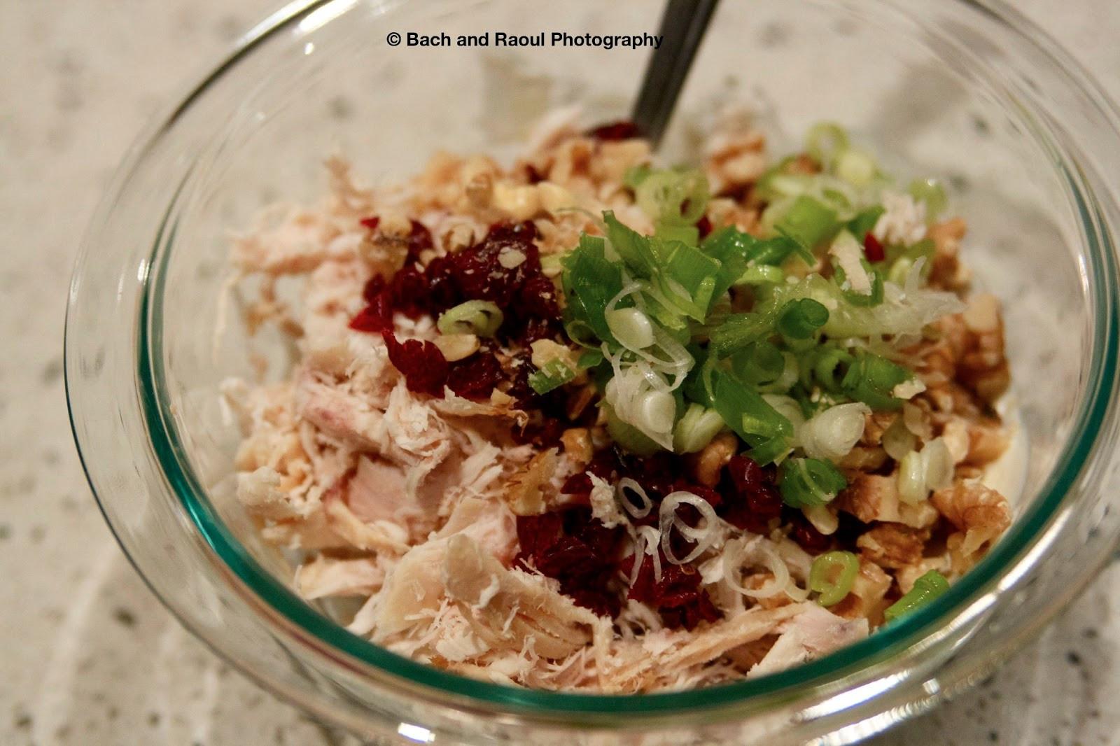 No Mayo Chicken Salad  Healthy Chicken Salad No Mayo