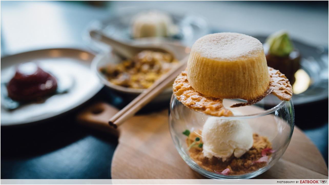 Non Sweet Desserts  Non Entrée Desserts Review World s First Bak Chor Mee