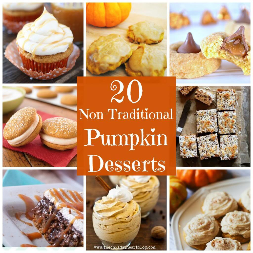 Non Sweet Desserts  20 Non Traditional Pumpkin Dessert Recipes Child at