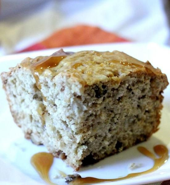 Non Sweet Desserts  Warm Apple Pudding Cake a non sweet dessert that makes