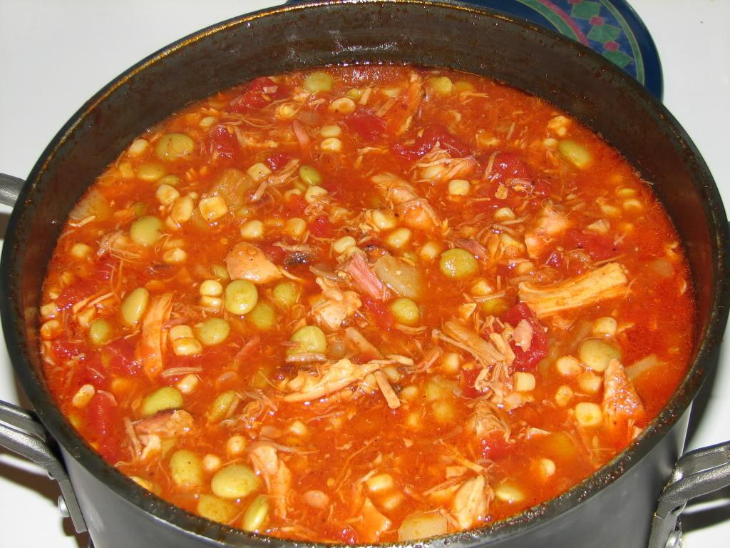 North Carolina Brunswick Stew  Brunswick Stew Recipe — Dishmaps
