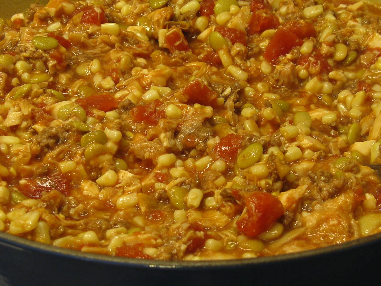 North Carolina Brunswick Stew  Cora Cooks Brunswick Stew A Year Round Favorite From