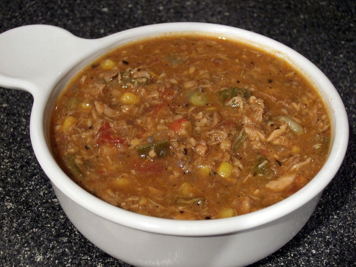 North Carolina Brunswick Stew  Brunswick stew