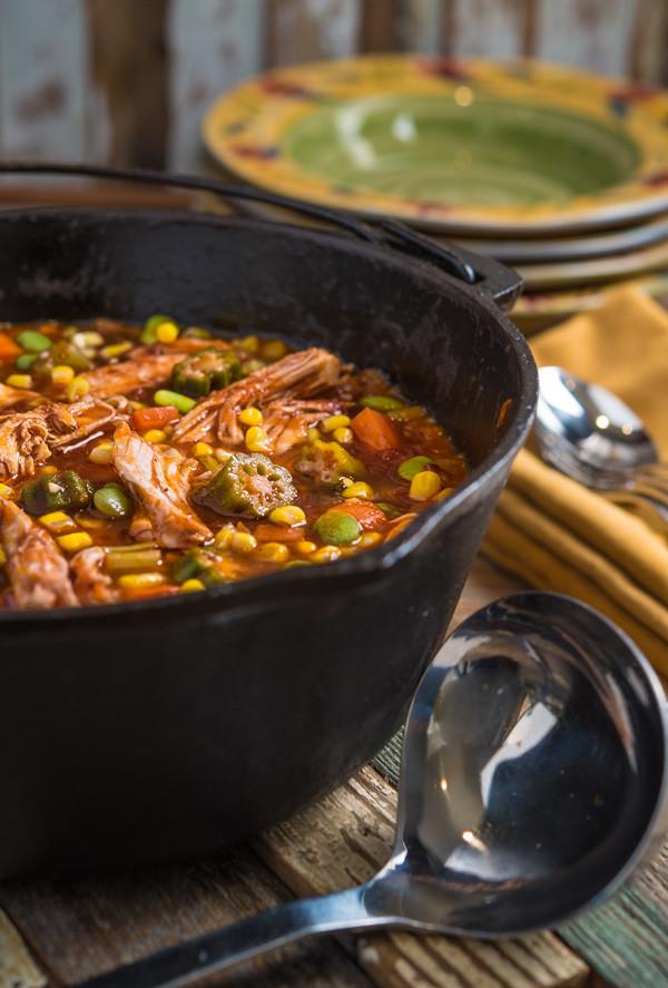 North Carolina Brunswick Stew  traditional brunswick stew recipe