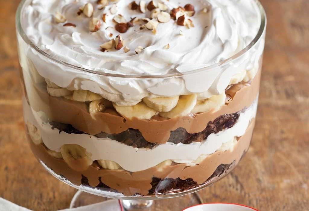 Nutella Dessert Recipes  Nutella Banana Pudding Recipe Celebrate Magazine