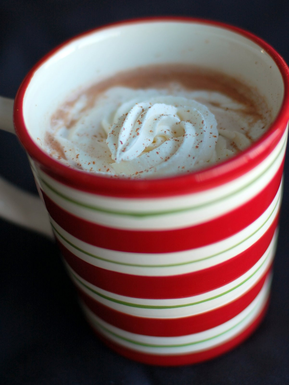 Nutella Hot Chocolate  Barefoot and Baking Nutella Hot Chocolate