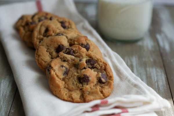 Nyt Chocolate Chip Cookies  New York Times Chocolate Chip Cookies The Little Kitchen
