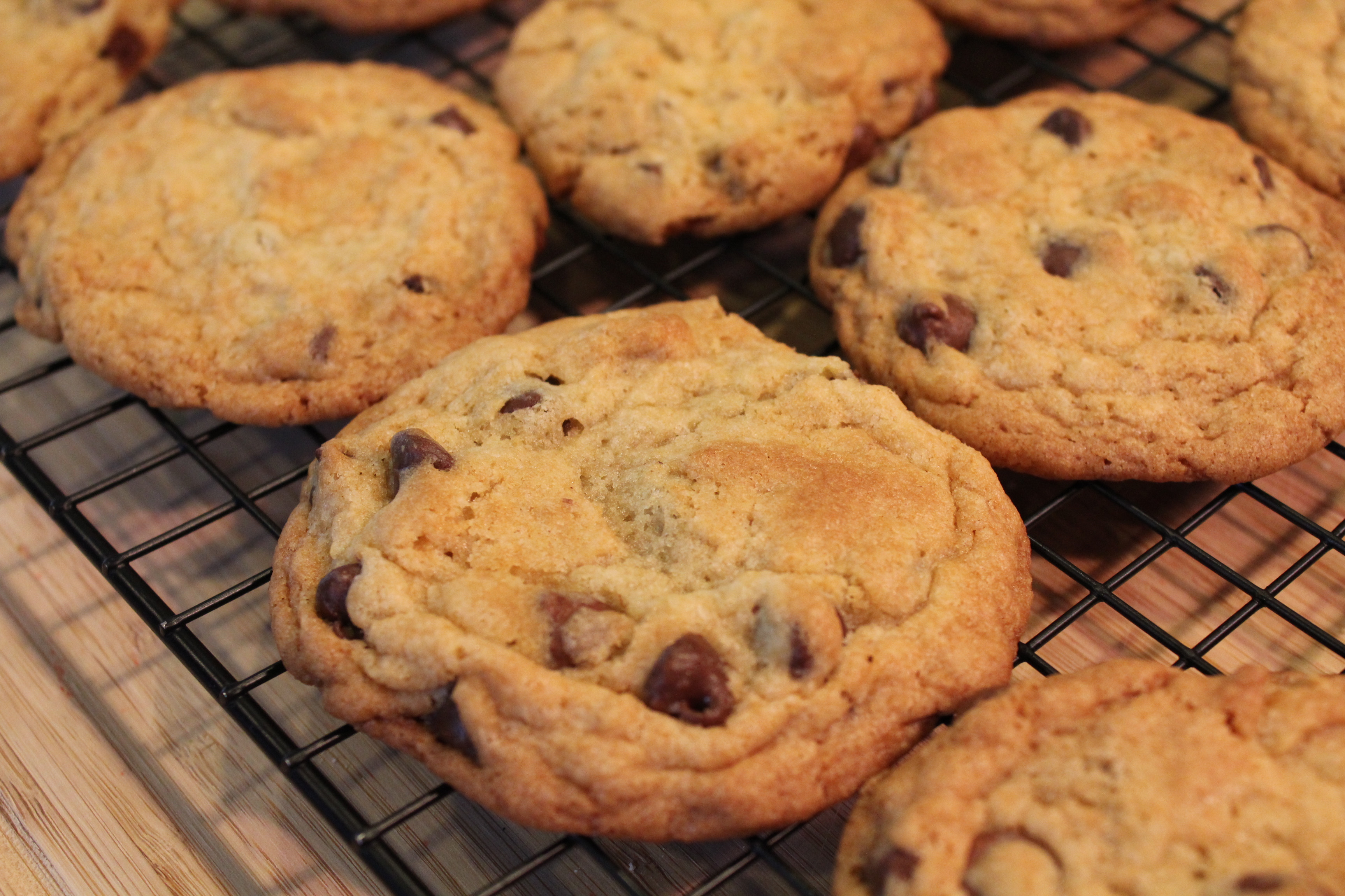 Nyt Chocolate Chip Cookies  Best New York Times Chocolate Chip Cookie Recipe Hip