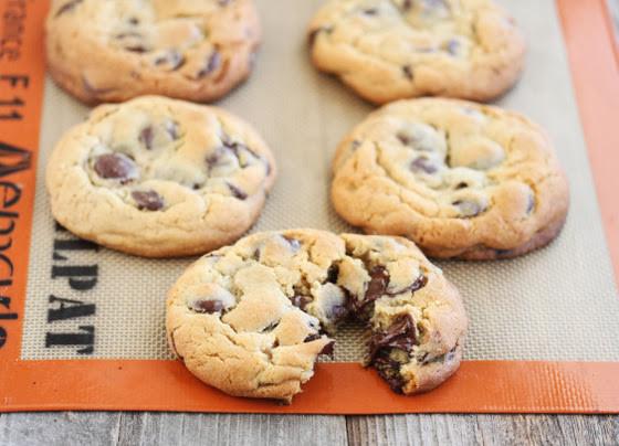 Nyt Chocolate Chip Cookies  New York Times Chocolate Chip Cookies Kirbie s Cravings