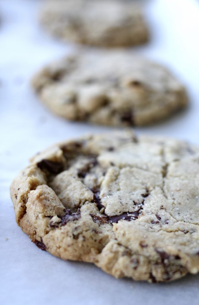 Nyt Chocolate Chip Cookies  New York Times Chocolate Chip Cookies A Bountiful Kitchen