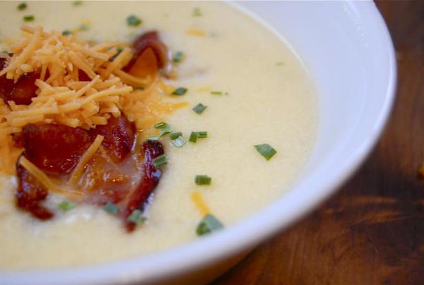O Charley'S Loaded Potato Soup Recipe  O Charley s Loaded Potato Soup by Andrea at