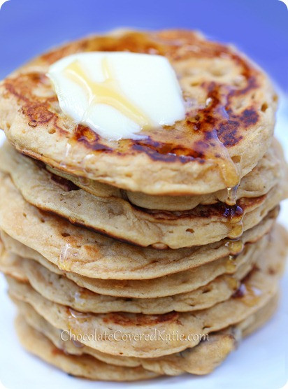 Oat Pancakes Healthy  Oatmeal Pancakes Whole Grain & Healthy