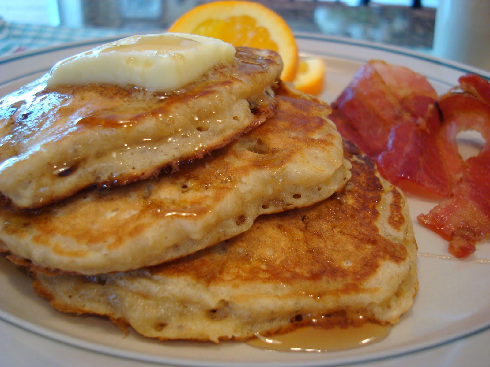 Oatmeal Banana Pancakes  Mennonite Girls Can Cook Banana Oatmeal Pancakes