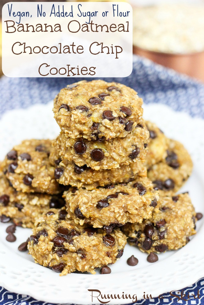Oatmeal Chocolate Chip Cookies Healthy  recipes