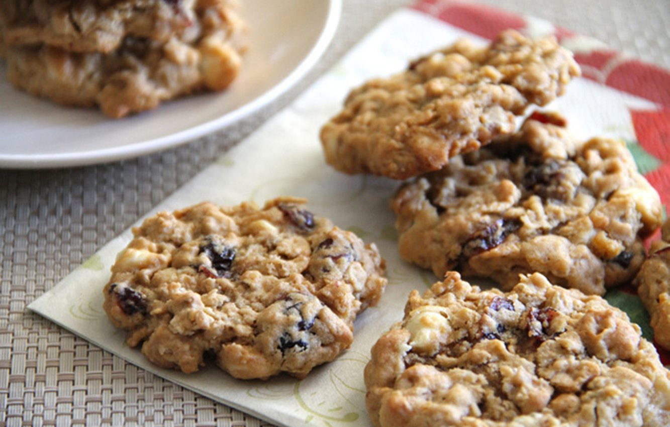 Oatmeal Cranberry Cookies  Cranberry Orange Oatmeal Cookies Recipe – US MED