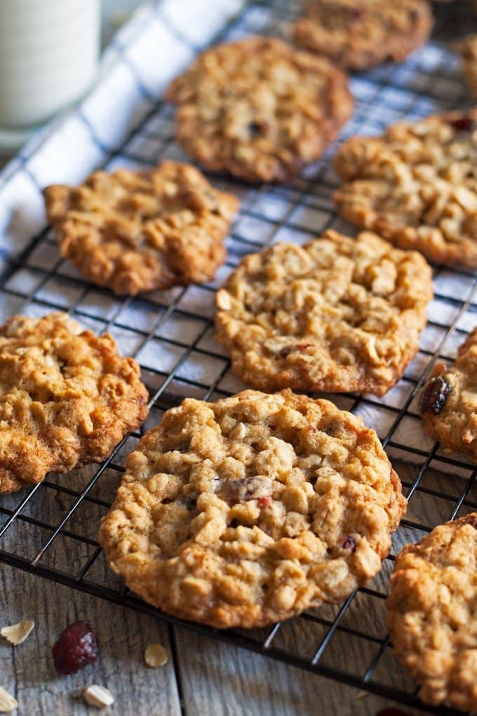 Oatmeal Cranberry Cookies  cranberry walnut cookies recipe jason s deli