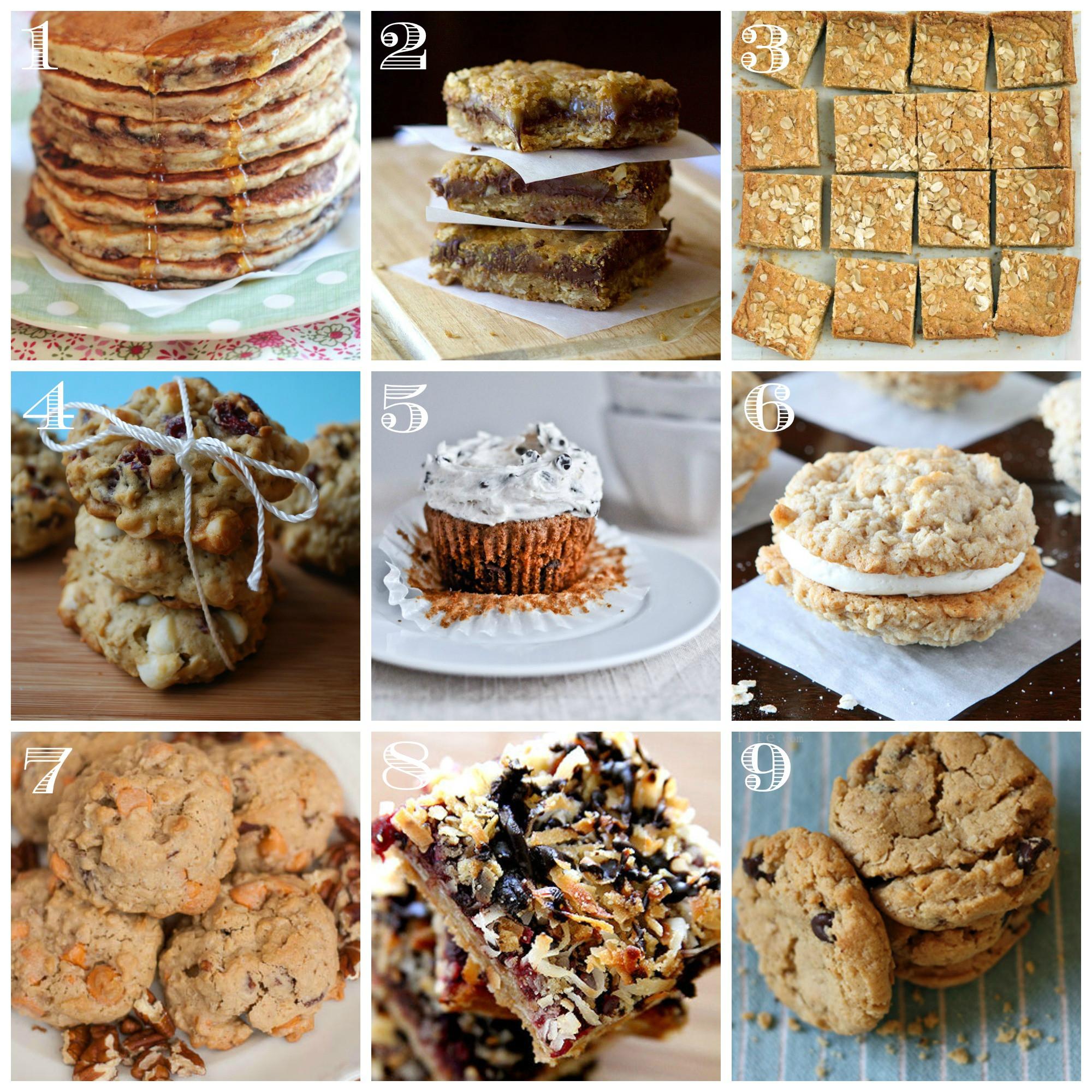 Oatmeal Dessert Recipes  Best oatmeal dessert recipes • CakeJournal
