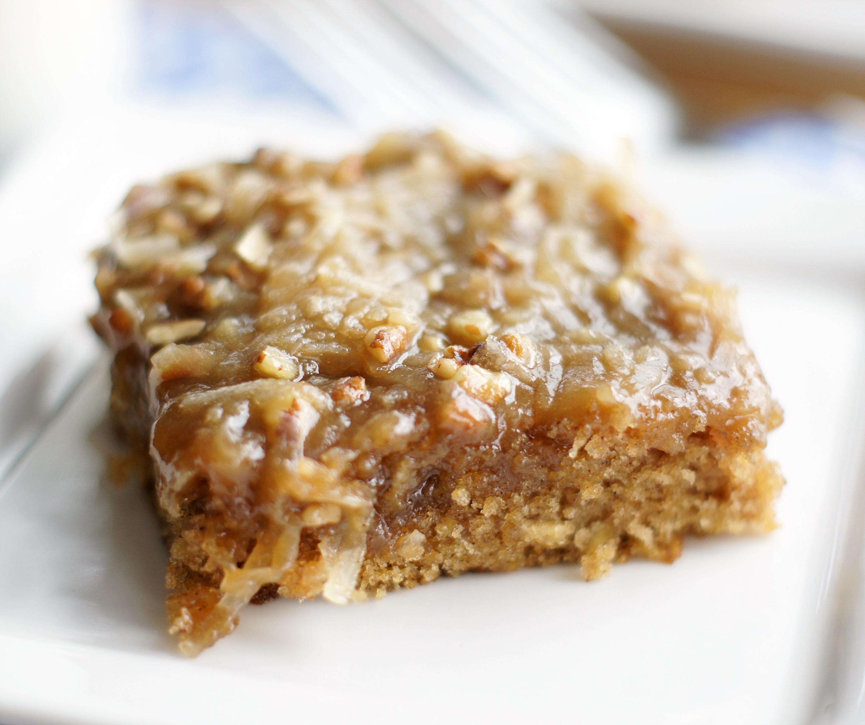 Oatmeal Dessert Recipes  Oatmeal Cake 5 Boys Baker