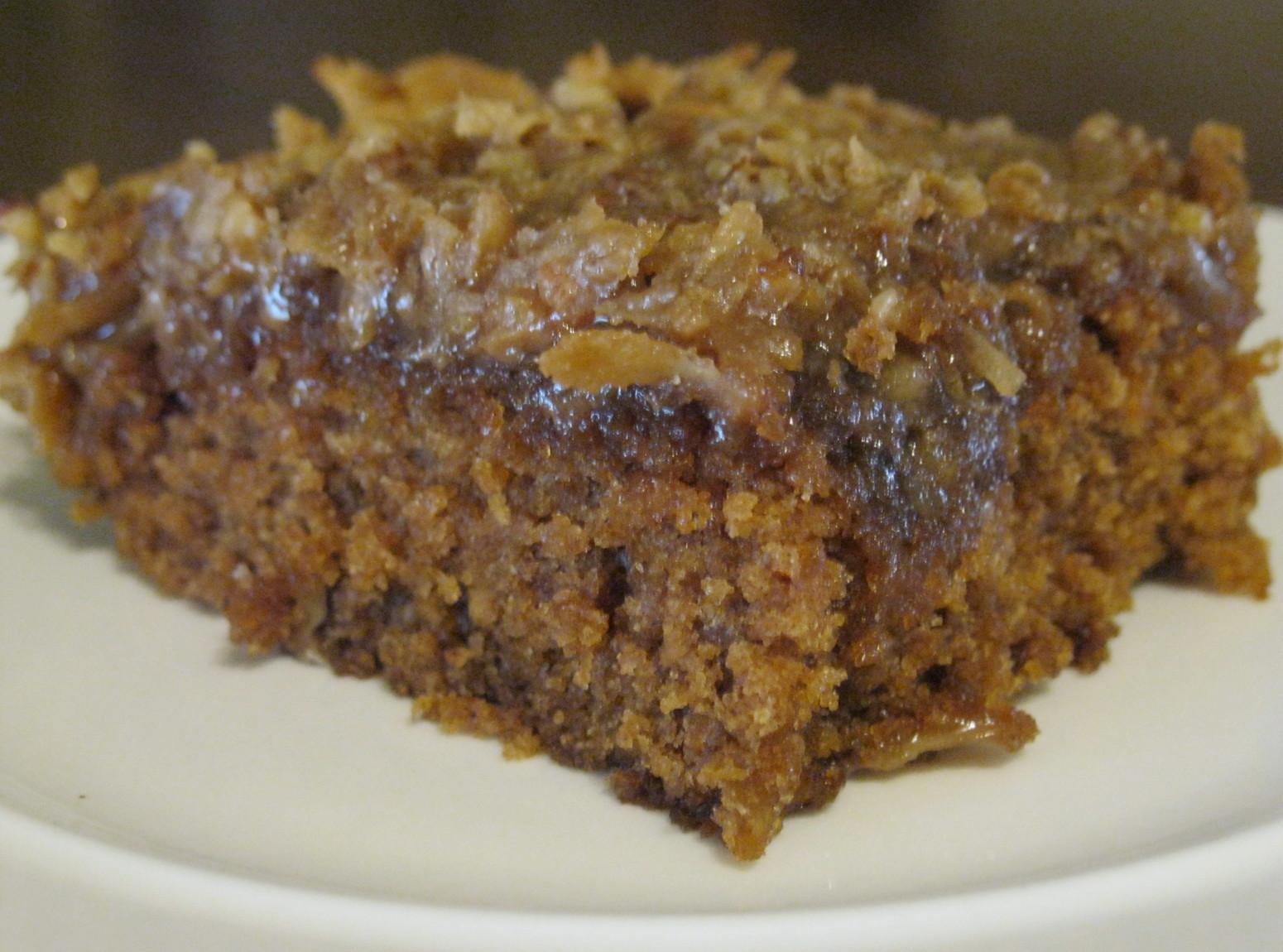 Oatmeal Dessert Recipes  Oatmeal Cake Recipe 12