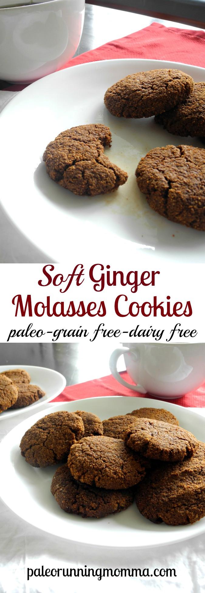Oatmeal Molassas Cookies  blackstrap molasses oatmeal cookies