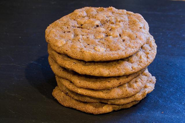 Oatmeal Molassas Cookies  Oatmeal Molasses Cookies The Hoot Eats