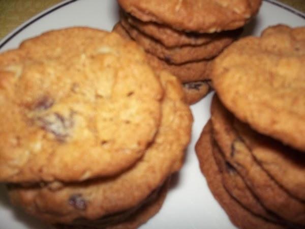 Oatmeal Molassas Cookies  Oatmeal Molasses Cookies Recipe 2