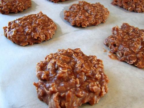 Oatmeal No Bake Cookies  No Bake Chocolate Oatmeal Cookies