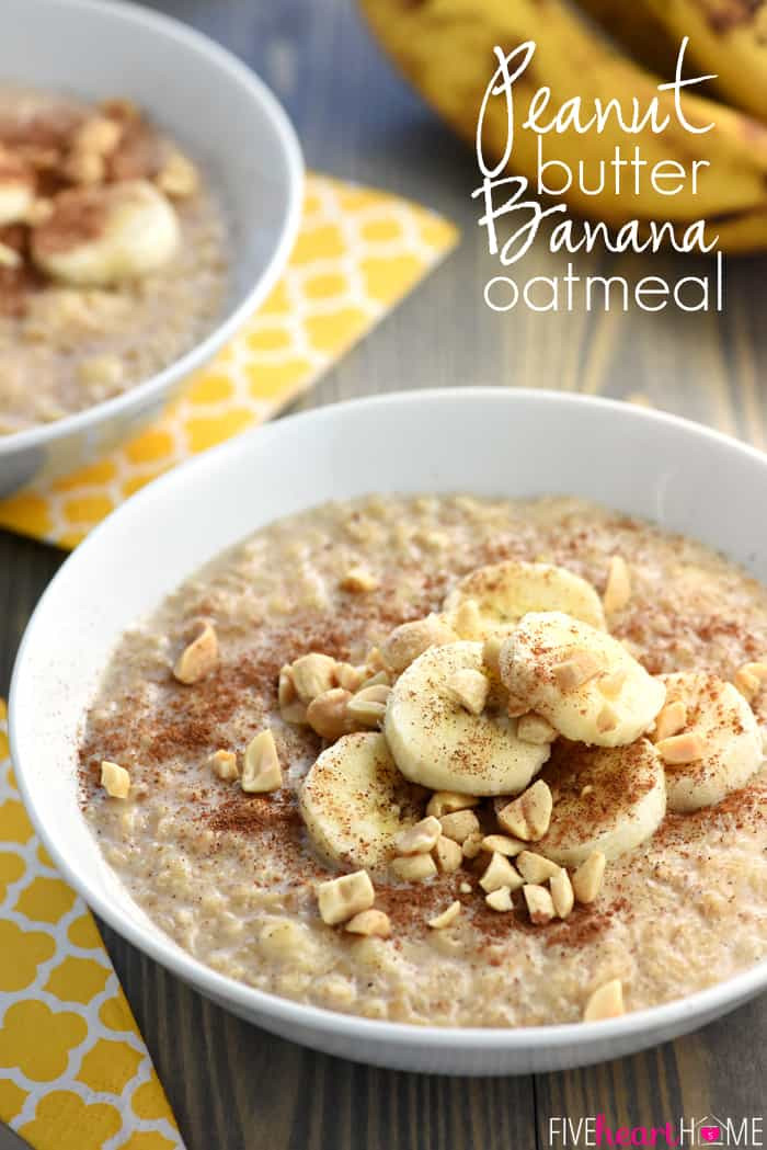 Oatmeal Recipe For Breakfast  Soft Baked Banana Oatmeal Bars