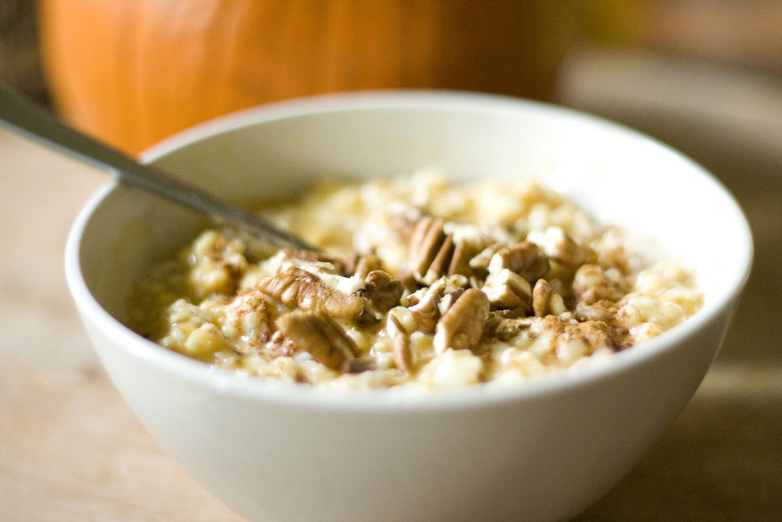 Oats For Breakfast  Breakfast in the Fall