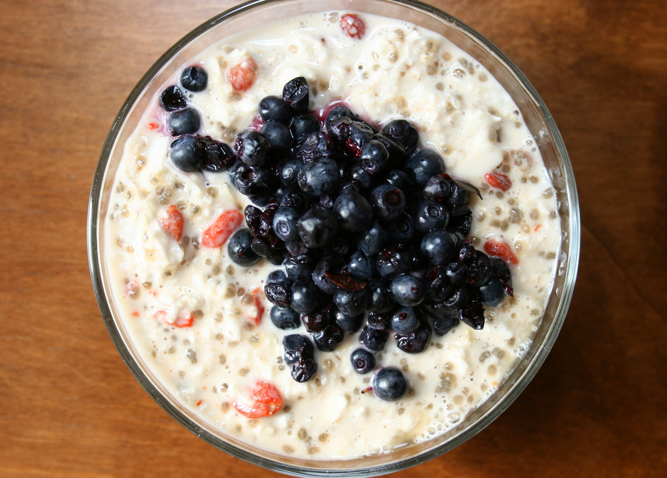 Oats For Breakfast  Gut Friendly Oat Yogurt for Breakfast