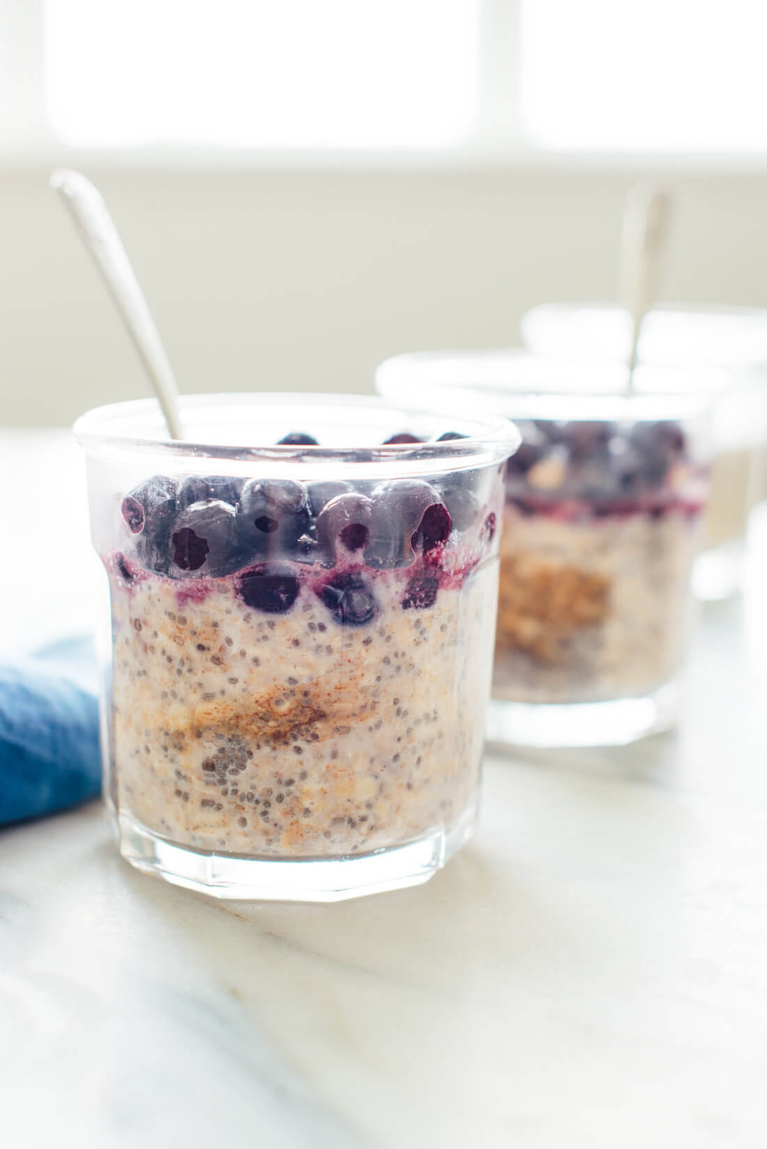 Oats For Breakfast  Overnight Oats Recipe & Tips Cookie and Kate