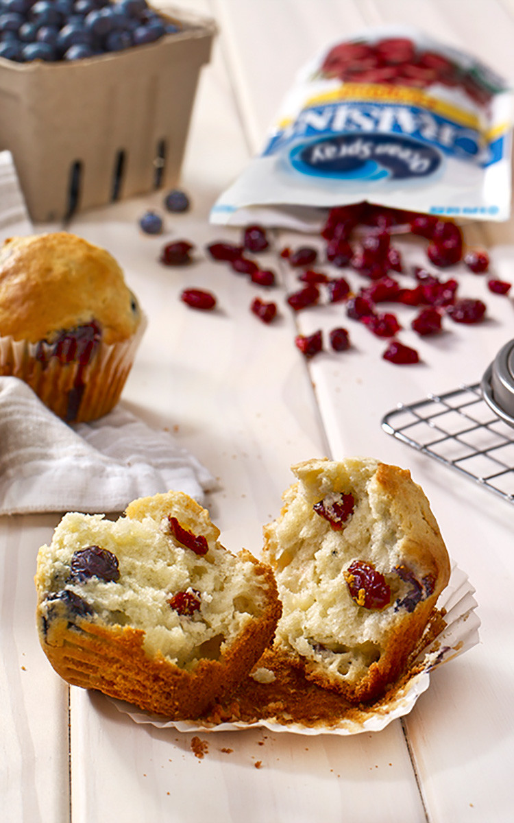 Ocean Spray Cranberry Bread  Cranberry Bread & Muffins
