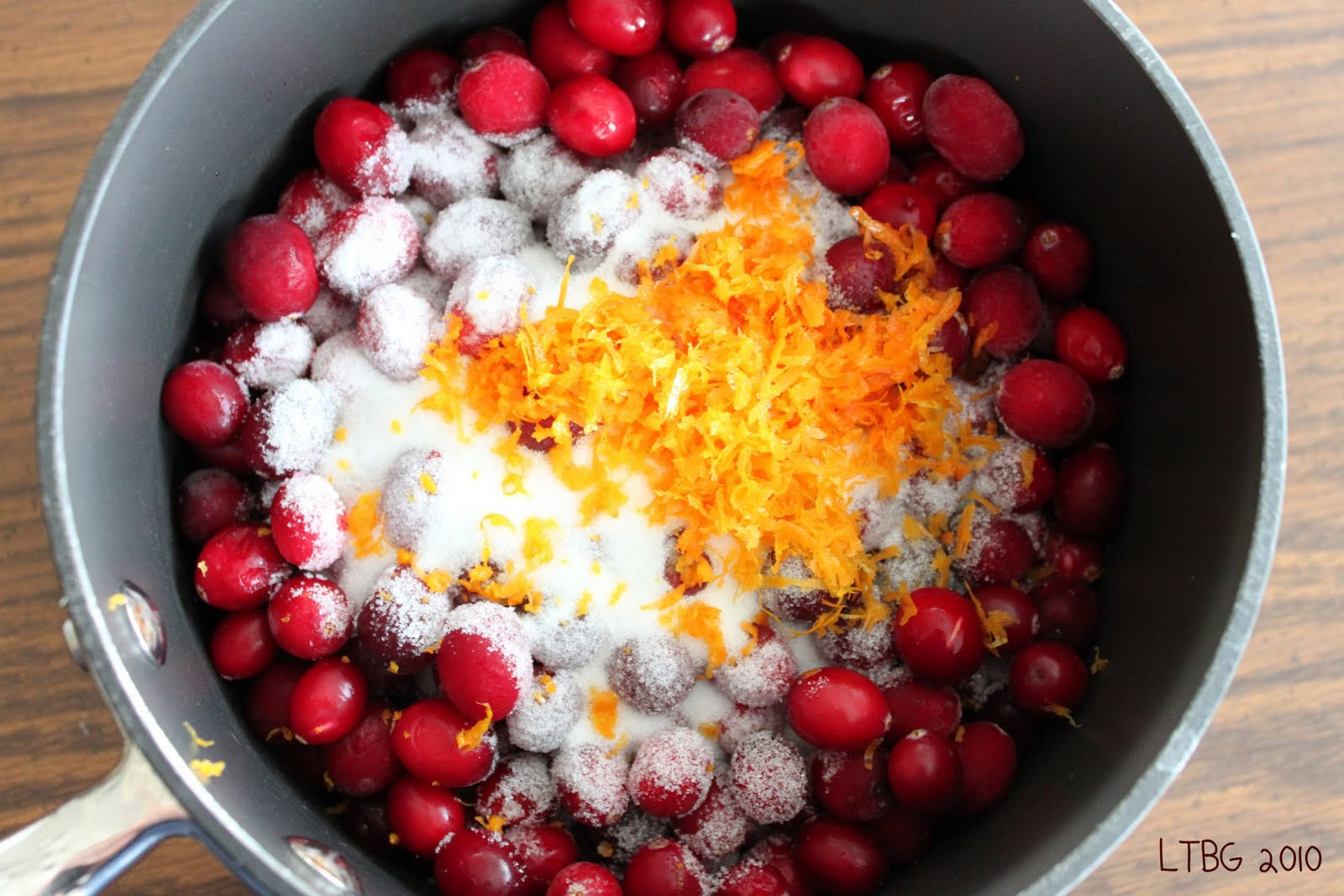 Ocean Spray Cranberry Bread  Lick The Bowl Good Cranberry Orange Bliss A Two fer