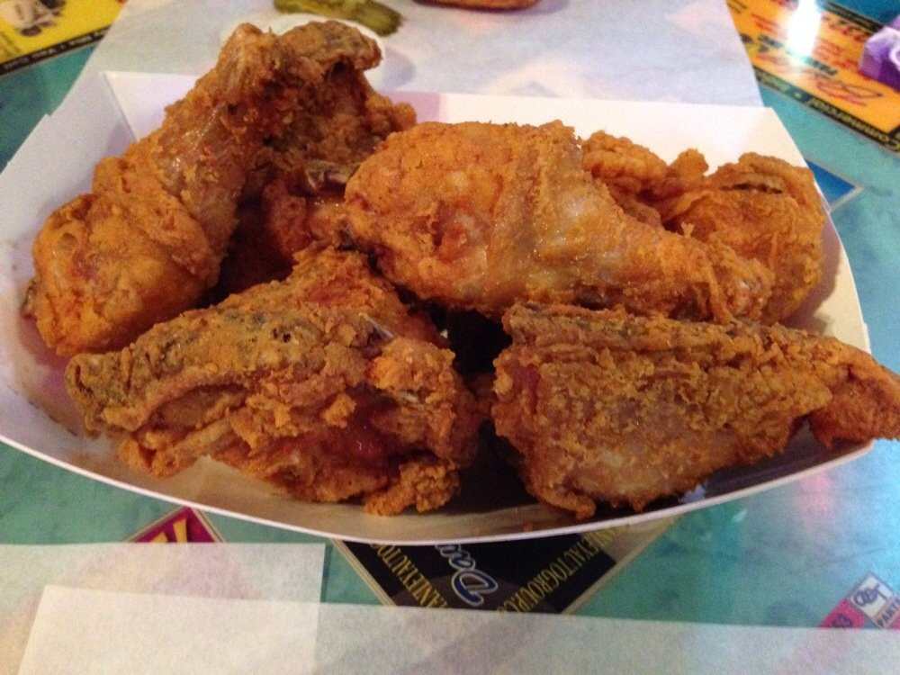 Ohio Fried Chicken  Owens on the Road Oh yum fried chicken