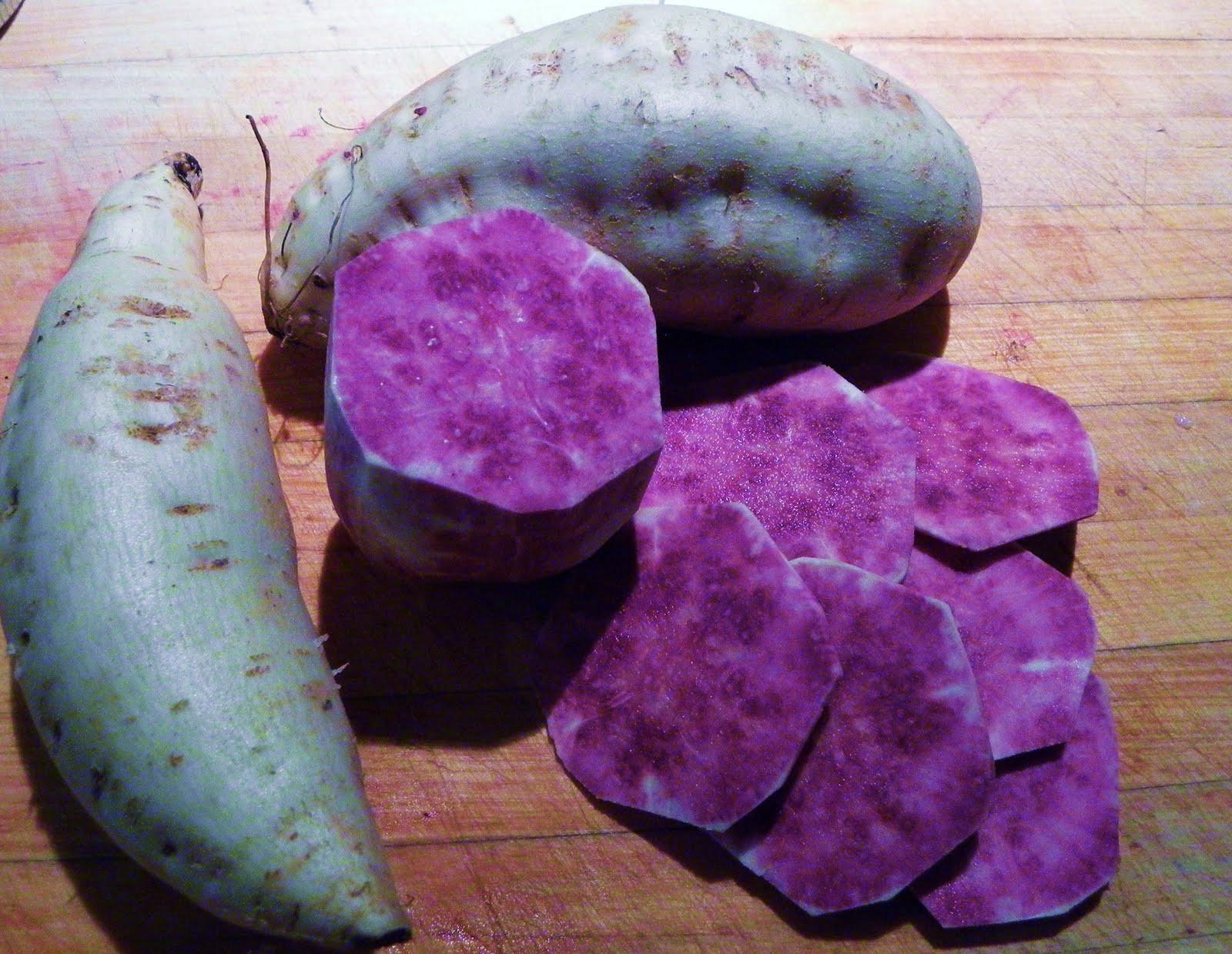 Okinawan Sweet Potato  My Hawaiian Home Okinawan Sweet Potato Gratin