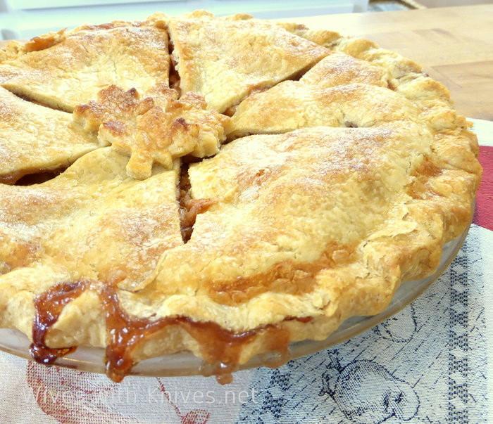 Old Fashioned Apple Pie  Old Fashioned Apple Pie A 2 Crust Fruit Pie Tutorial