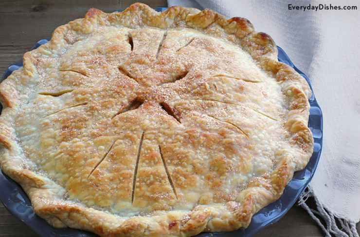 Old Fashioned Apple Pie  Old fashioned apple pie Everyday Dishes