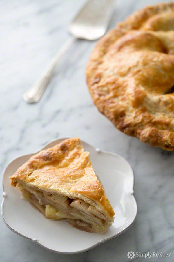 Old Fashioned Apple Pie  Apple Pie Recipe