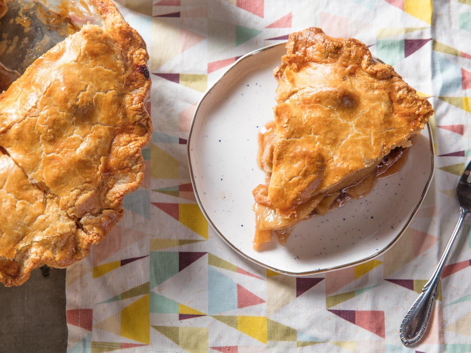 Old Fashioned Apple Pie  Easy Old Fashioned Apple Pie Recipe BraveTart