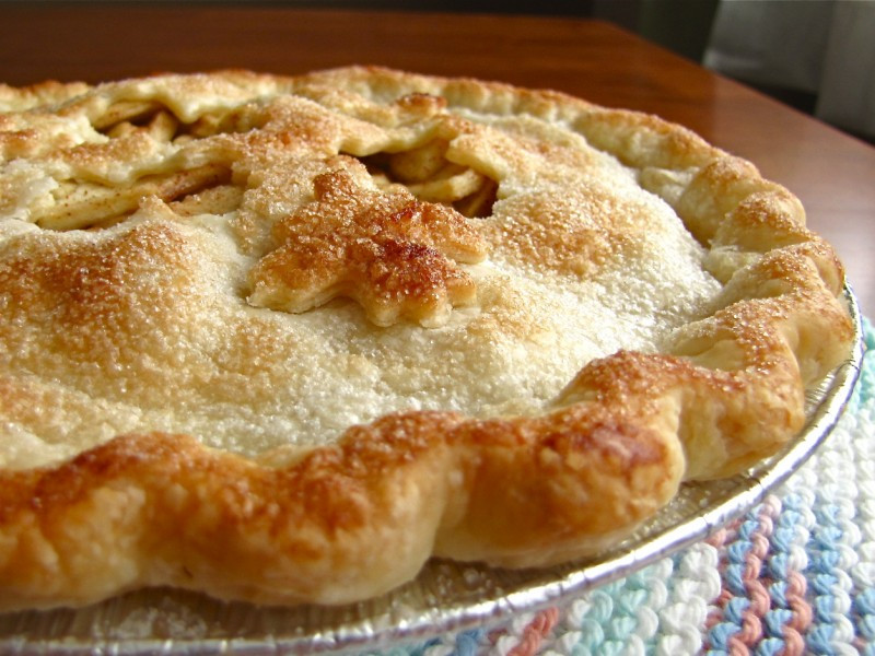 Old Fashioned Apple Pie  We've Got the Secret Recipe Grandma's Old Fashioned Apple