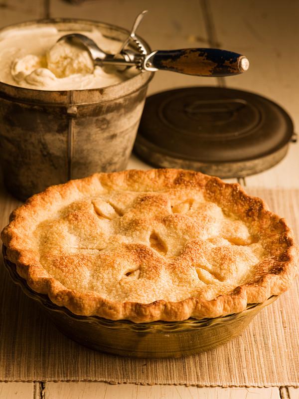 Old Fashioned Apple Pie  Old Fashioned Apple Pie Chef Michael Smith