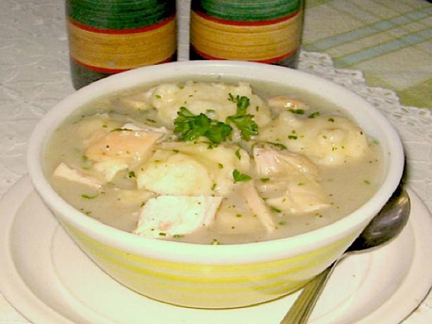 Old Fashioned Chicken And Dumplings Recipe  Old Fashioned Chicken And Dumplings Made Easy Recipe