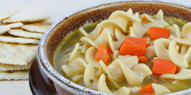 Old Fashioned Chicken Noodle Soup  Old Fashioned Chicken Noodle Soup Recipes