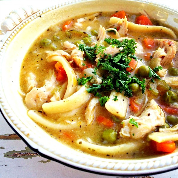 Old Fashioned Chicken Noodle Soup  spicy chicken noodle soup recipe egg noodles